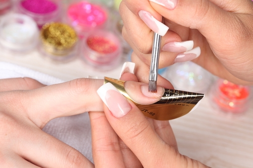 Материалы для наращивания ногтей в домашних условиях гелем